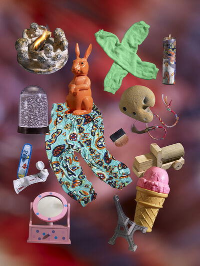 Brian Leatart, 'Lily's Objects', 2017