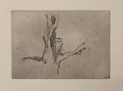 Tracey Emin, 'Liitle Owl - Self-Portrait', 2005