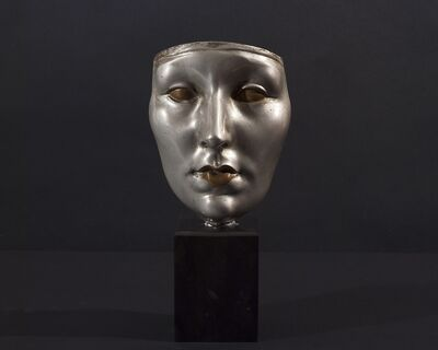 Gaston Lachaise, 'Mask: Portrait of Marie Pierce', 1925