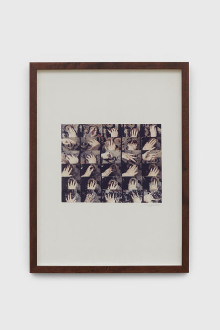 Alexis Hunter, 'Approach to Fear III: Taboo - Demystify', 1976