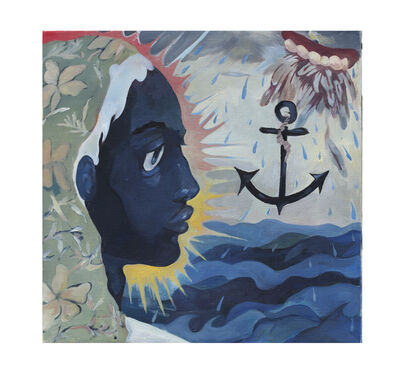 Obi Agwam, 'My Anchor', 2021