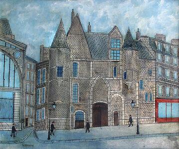 Louis Vivin, 'Acheles Avenue: Victor Hugo', 1920