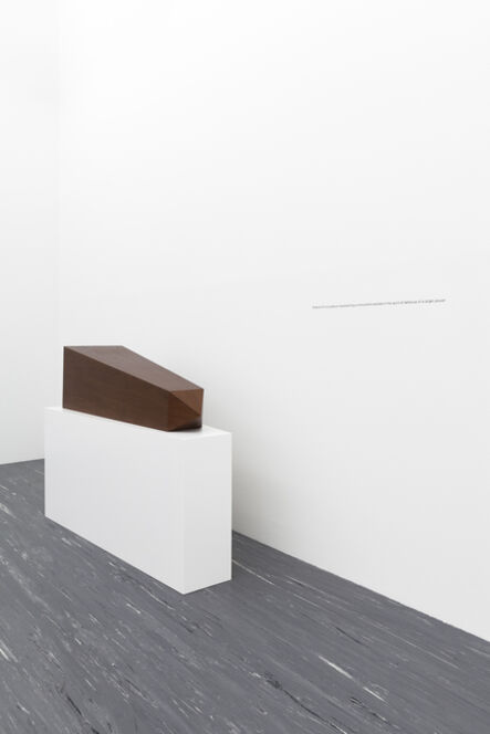 Iman Issa, 'Material for a sculpture representing a monument erected in the spirit of defiance of a larger power', 2012