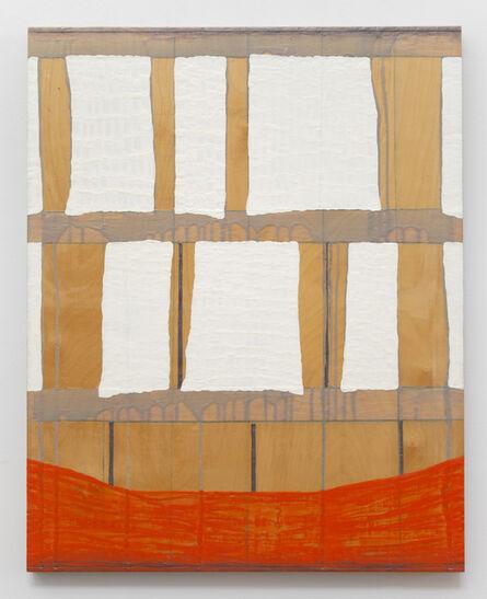 Cora Jane Glasser, 'Ailey Under Construction', 2005