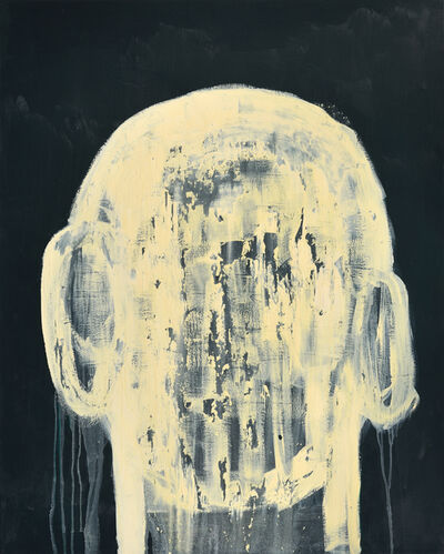 Hélène Cenedese, 'Head Painting'