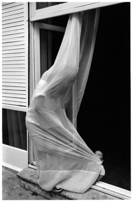 """Adriana Lestido, 'From the series """"Adolescents mothers""""', 1988-1990"""