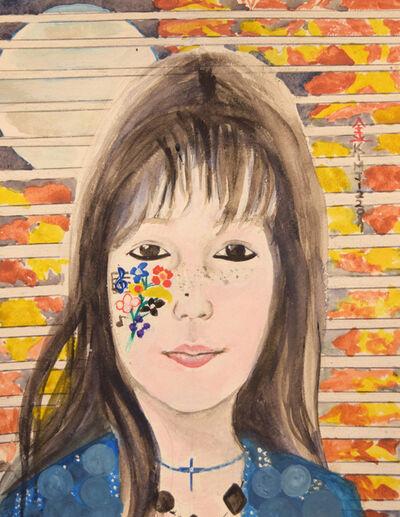 Jayce Kim, 'Self Portrait in Autumn', 2017