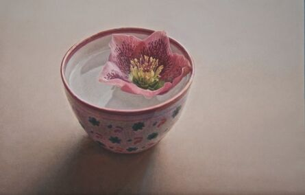 Lucy Mackenzie, 'Flower in a Lustre cup', 2008