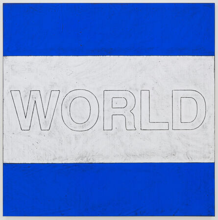 Matt Mullican, 'Untitled (World)', 2015