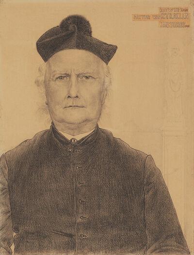 Jan Toorop, 'Pastor Van Straelen', 1902