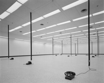 Ezra Stoller, 'Philip Morris Research Center, phones, Ulrich Franzen, Richmond, VA', 1972