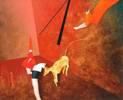 Emilio Tadini, 'Fiaba', 1999