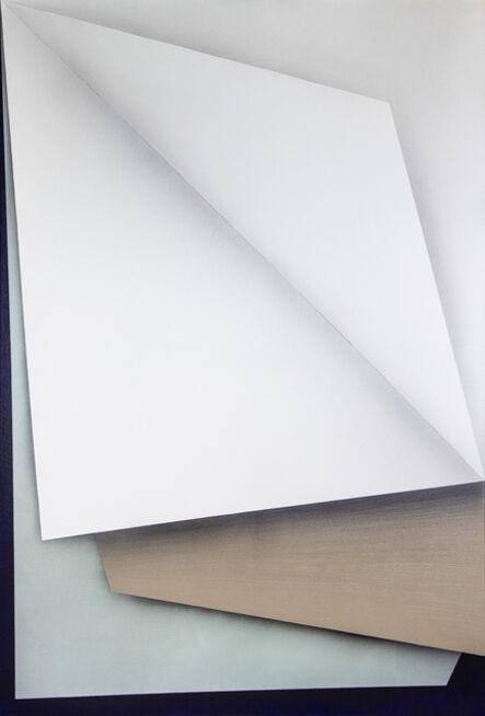 Ira Svobodová, 'Papercut 31', 2015