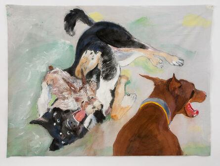 Sherry Markovitz, 'TWO VIEWS', 2014