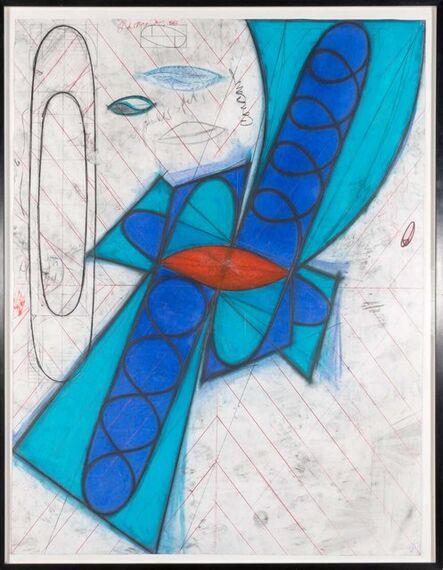 John Newman (b.1952), 'Untitled', 1985