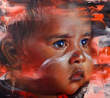 Adnate, 'For today', 2017