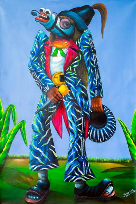 Bodo Fils BBM (M'Pambu Bodo Bodo), 'Cheval imitateur ', 2020