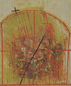 Vicente Rojo, 'Hacia arriba', 1965