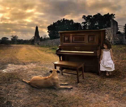 Tom Chambers, 'Stuck in the Key of C', 2010