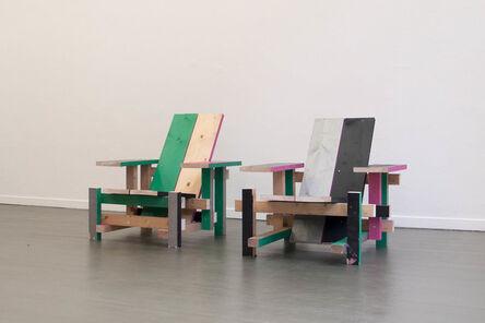 Kerim Seiler, 'Lolek und Bolek', 2012