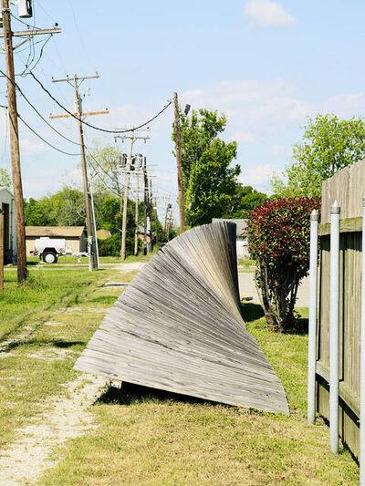 John MacLean, 'Hometown of Robert Rauchenberg, Port Arthur, Texas', 2013
