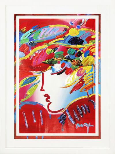 Peter Max, 'BLUSHING BEAUTY 2008 #107', 2008