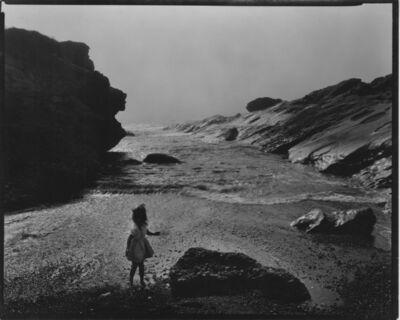 Wynn Bullock, 'Lynne, Point Lobos', 1956-printed late 1950's
