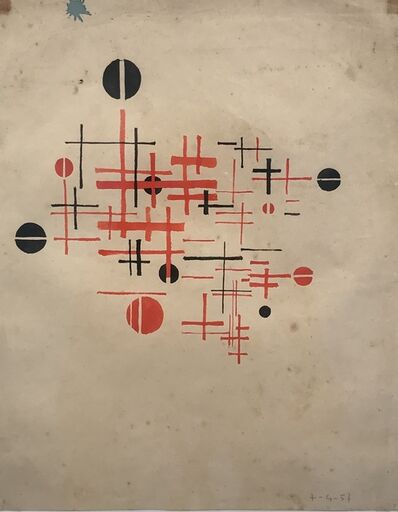Ary Brizzi, 'Sin título | Untitled', 1957