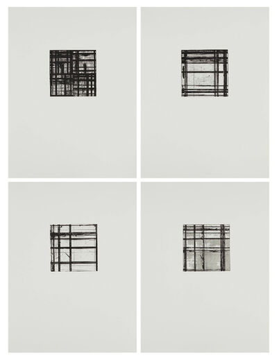 Brice Marden, 'Tiles', 1979