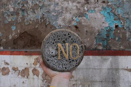 Jessica Briceño Cisneros, 'NO', 2021