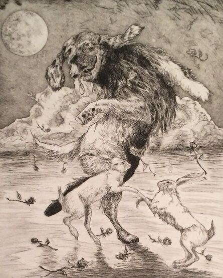 Daniel Birdsong, 'The Gospel According to A Wild Hare', 2013
