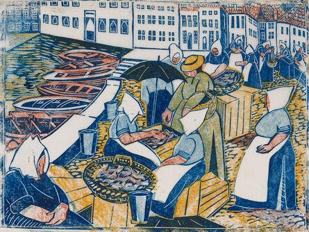 Astrid Meyer, 'Fishwives'