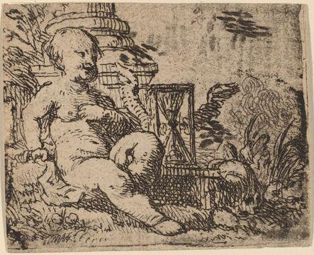 Cornelis Schut I, 'Allegory of Vanity'