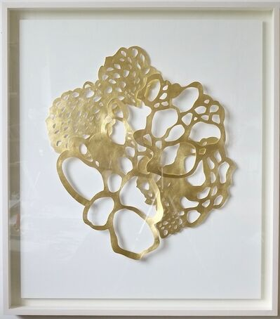 Andreas Kocks, 'Heart of Gold (#2112Au)', 2021