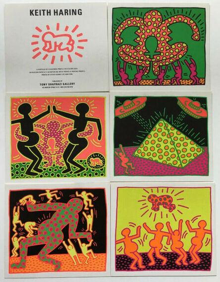 Keith Haring, 'Fertility', 1983