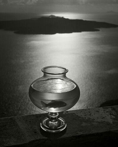 Herbert List, 'Goldfish Bowl. Santorini, Greece.', 1937