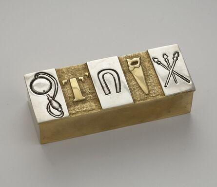 Line Vautrin, 'Je t'aime en silence, Box', 1942-1950