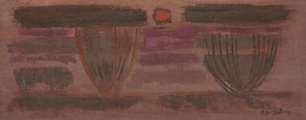 McKie Trotter, 'Landscape Southwest', 1957