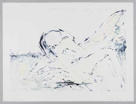 Tracey Emin, 'Kiss Me Please Kiss Me', 2015