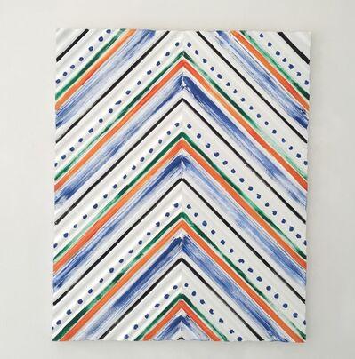 Ulrik Weck, 'Blue Dots ', 2016
