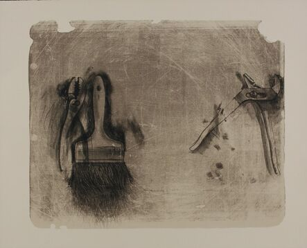 Jim Dine, 'Tools for Creeley III', 2007