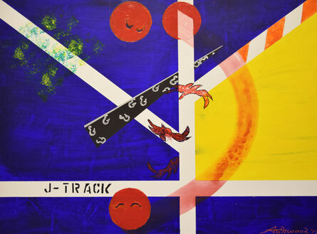 Ashwood Kavanna, 'J-Track', 2017