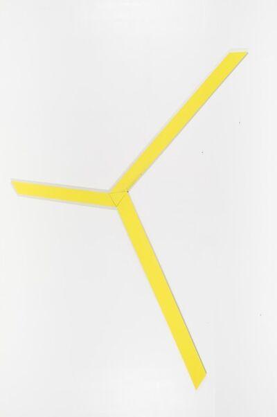 John Peart, '(Untitled - Yellow)', 1967
