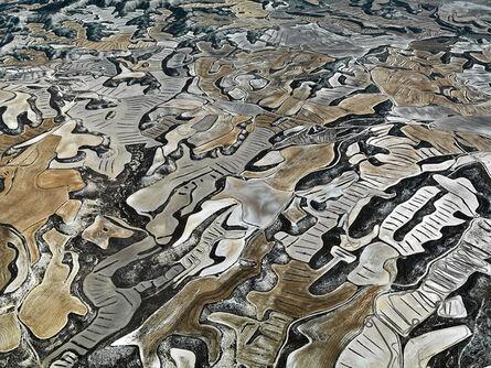 Edward Burtynsky, 'Dryland Farming #21, Monegros County, Aragon, Spain', 2010