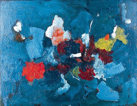 John Von Wicht, 'Deep as the Night', 1964