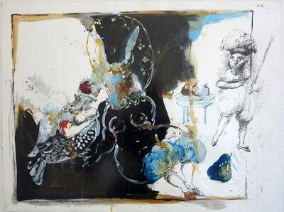 """Emil Kazaz, '""""Donkis Redandou""""', 2000"""