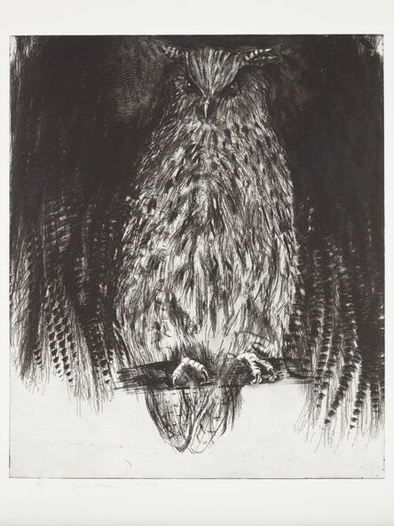Jim Dine, 'Owl', 1994