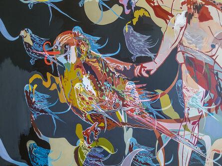 Vladimir Grig, 'Pangaea Ultima I, fragment', 2015