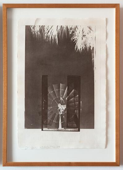 Robert Rauschenberg, 'Windmill', 1979
