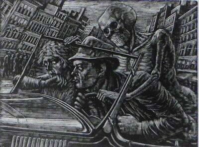 "Albert Abramovitz, '""Accident""', 1935-1943"
